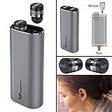 True Wireless Bluetooth Mini Headphones Earphones Stereo Earbud For iPhone