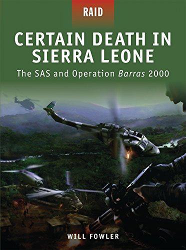 Certain Death in Sierra Leone: The SAS a - Britain Sierra Leone Shopping Results
