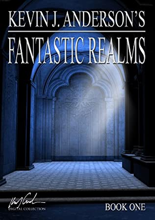 book cover of Fantastic Realms 1