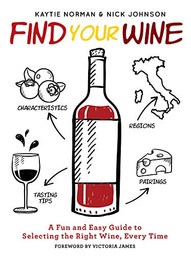 Find Your Wine: A fun and easy guide to selecting the right wine, every time by Kaytie Norman, Nick Johnson