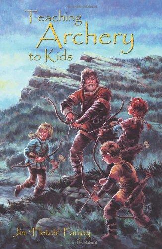 Teaching Archery To Kids