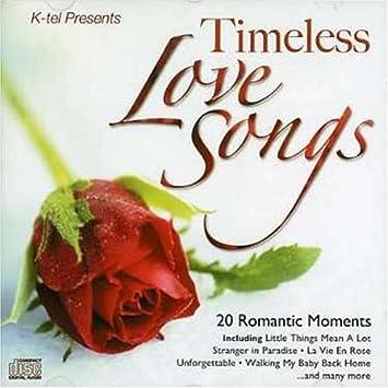 Timeless love songs