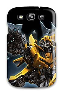 Excellent Design Transformers Age Of Extinction Case Cover For Galaxy S3