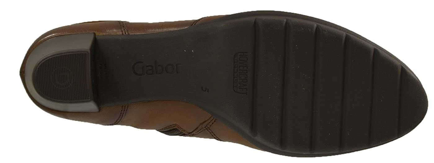 Gabor Gabor Gabor Damen Stiefeletten 95.700 Mandat DA 2 95.700.22 braun 33841 35b606