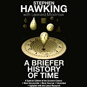 A Briefer History of Time Audiobook