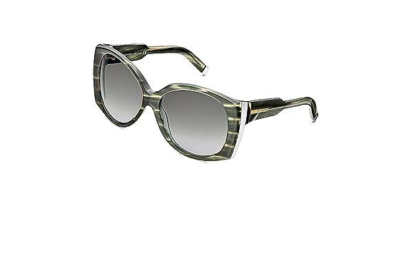 DSquared - Gafas de sol - para mujer Verde Dark Green Marble ...