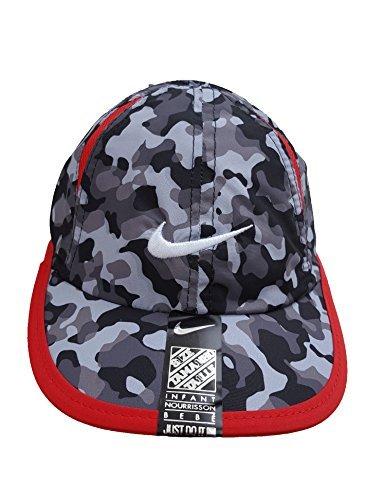 Nike Dri-Fit Swoosh Graphic Baseball Adjustable Cap (2/4T)