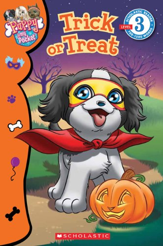 Puppy in My Pocket: Trick or Treat (Scholastic Reader - Level (Halloween In Tampa)