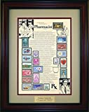 Pharmacist - Unique Framed Collectible (A Great Gift Idea) with Personalized Engraved Plate