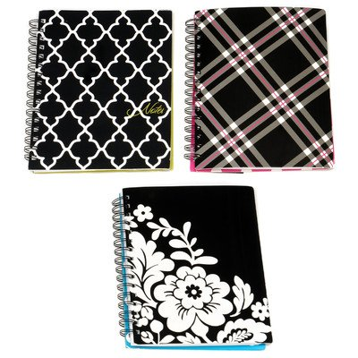 Carolina Pad 28034 Assorted Design Ideal Notebooks ()