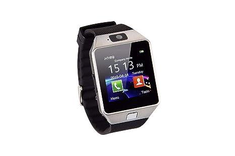 SmartWatch DZ09con reloj, teléfono móvil, Bluetooth, espacio