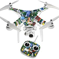 Skin For DJI Phantom 3 Standard – Backyard Gathering | MightySkins Protective, Durable, and Unique Vinyl Decal wrap cover | Easy To Apply, Remove, and Change Styles | Made in the USA