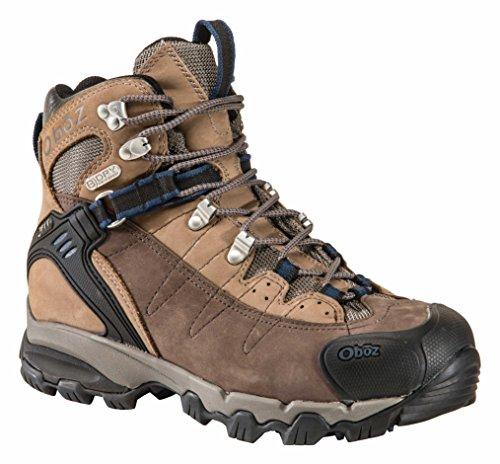 Oboz Men's Wind River II Bdry Hiking Boot,Brindle,10.5 M US (Best Backpacking Wind River Range)