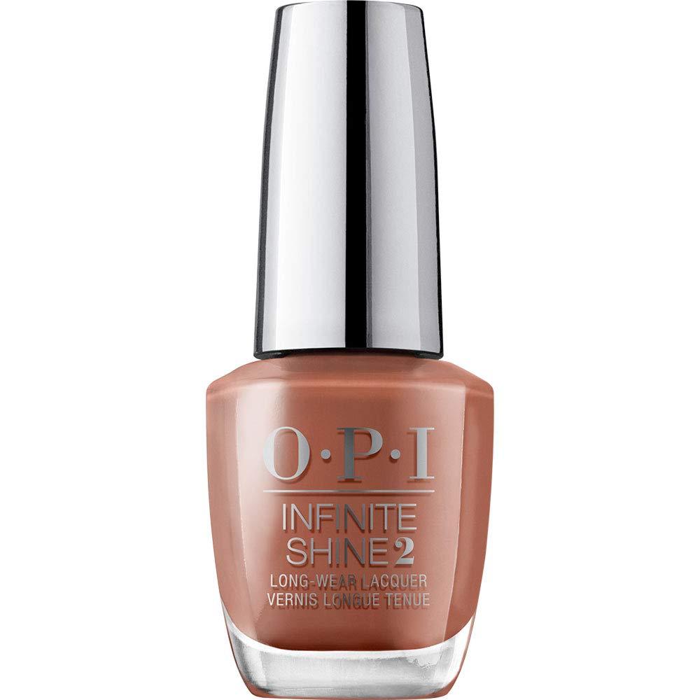OPI Nail Polish, Infinite Shine Long-Wear Lacquer, Browns, 0.5 fl oz