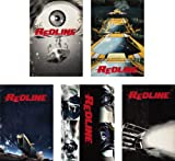 REDLINE (English Subtitles) Collector's Edition [Blu-ray]