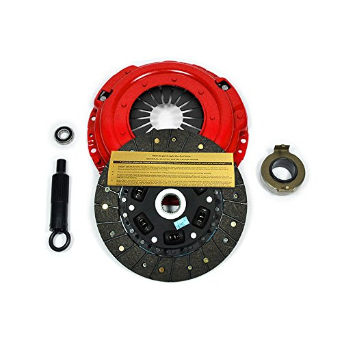 EFT STAGE 2 RACE CLUTCH KIT FOR 86-01 FORD MUSTANG LX GT 93-98 COBRA SVT 4.6L 5.0L ()