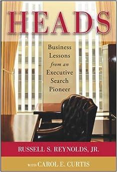 Utorrent En Español Descargar Heads: Business Lessons From An Executive Search Pioneer PDF PDF Online