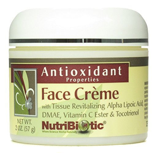Nutribiotic Antioxidant Face Creme Ounce product image