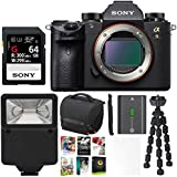 Sony a9 Full Frame Mirrorless Interchangeable-Lens Camera (Body) (ILCE9B) Bundle