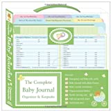 The Complete Baby Journal, Organizer & Keepsake