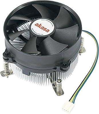 Akasa AK-CCE-7105EP Procesador Enfriador - Ventilador de PC ...