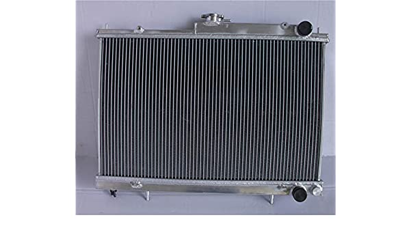 52 mm aluminum radiator for Skyline R33 R34 GTR GTST RB25DET Manual