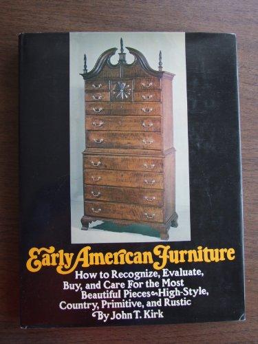 Early American Furniture - 1