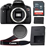 Canon EOS Rebel T6i 24.2 MP CMOS Digital SLR Camera with 3.0-Inch LCD (Body Only) - Wi-Fi Enabled (Certified Refurbished)