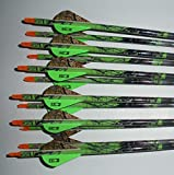 Easton ST Axis Full Metal Jacket Arrows 300/340/400/500 w/Blazer Vanes Blaze Wraps 1Dz.
