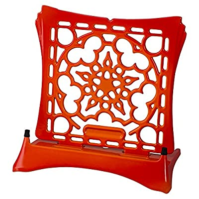 Le Creuset LS1013-2 Signature Cast Iron Cookbook Stand