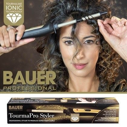 Unibos Professional Tourmaline Ceramic Hair Styler for All Hair Types Brand New