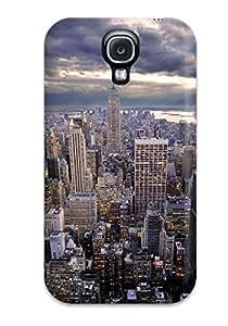 Hot Galaxy S4 Hybrid Tpu Case Cover Silicon Bumper P