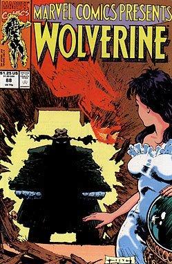 - Marvel Comics Presents #88 : Wolverine, The Beast, Solo, & Volcano (Marvel Comics)