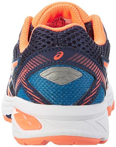 Asics Gt-1000 5 Gs, Zapatos para Correr Unisex Niños, Azul Azul (Blue)