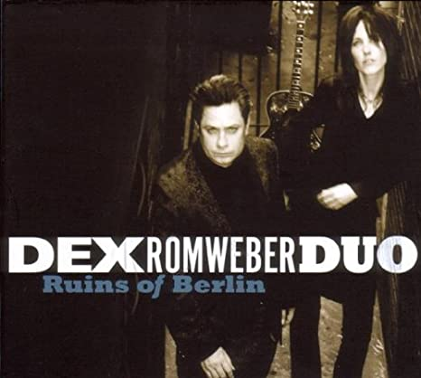 DEX ROMWEBER DUO - Ruins of Berlin [Vinyl] - Amazon.com Music
