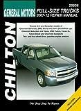 GM Full-Size Trucks Chilton Repair Manual (2007-2012)