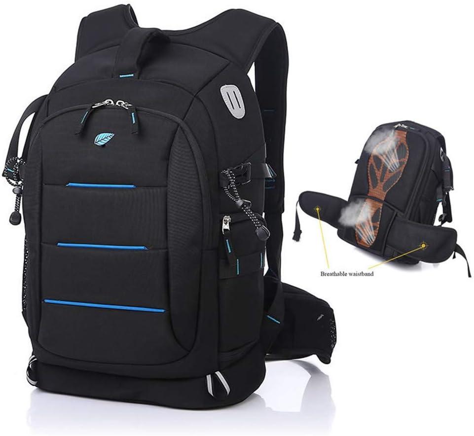 Red, Black Lumix DMC LZ30 Sparta Travel Nylon Backpack Bag for Panasonic Lumix DMC LZ20 Lumix DMC LZ40 DSLR Camera and Screen Protector and Mini Tripod