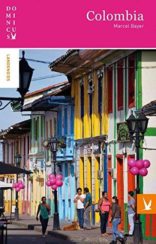 Colombia (Dominicus landengids): Amazon.es: Bayer, Marcel ...