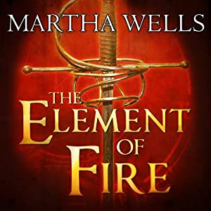 The Element of Fire Audiobook