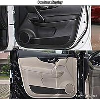 Amazon.com: LUVCARPB Auto Inner Door Anti Kick Pad Mat ...