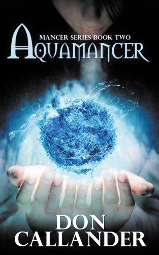 book cover of Aquamancer
