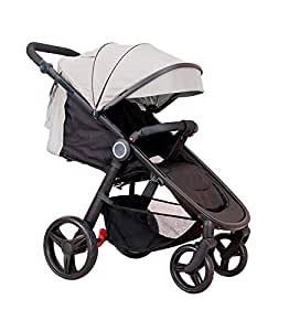 Star ibaby air silla de paseo negro gris beb - Silla paseo amazon ...