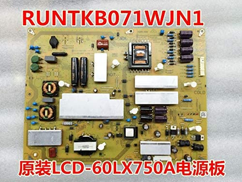 Plug Type: Universal Pukido Original for Sharp LCD-60LX750A power board RUNTKB071WJN1 RUNTKB071WJQZ