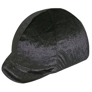 Velvet Stretch Helmet Cover