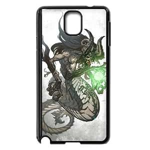 Darksiders Samsung Galaxy Note 3 Cell Phone Case Black DIY Ornaments xxy002-3708804