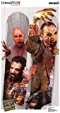 Champion Traps and Targets Door Breach Zombie Target (Pack of 10, 24x45)