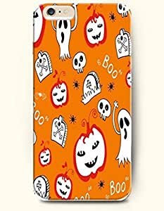SevenArc Apple iPhone 6 Plus case 5.5 inches - All Hallows' Eve Hallows In Tomb R.I.P. Rest In Peace