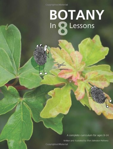 Botany in 8 Lessons by Ellen Johnston McHenry (2013-01-02)