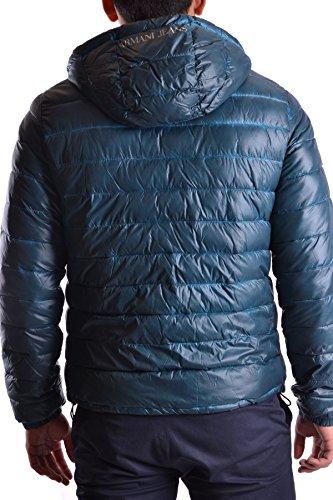 Armani Jeans Herren MCBI025039O Hellblau Polyamid Steppjacke