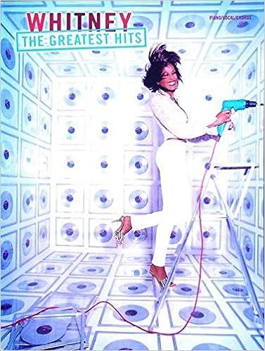 The Greatest Hits Pianovocalchords Whitney Houston